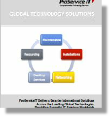 ProServceIT Global Technology Solutions